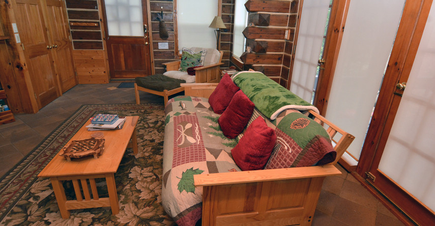 First Floor Livingroom.