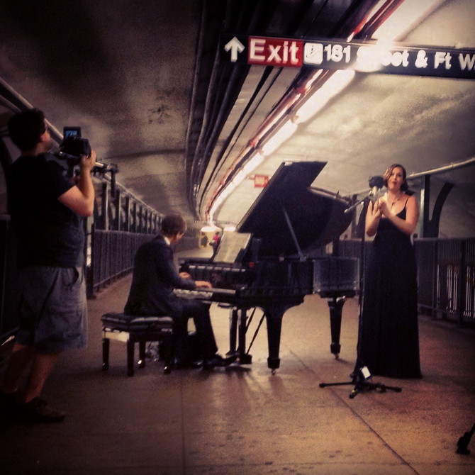 """LIBRETTO METRO"" short documentary  is being edited and will be released very soon!"
