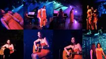 Pavlina Horakova performed  at Le Poisson Rouge with Sound Fly Sessions