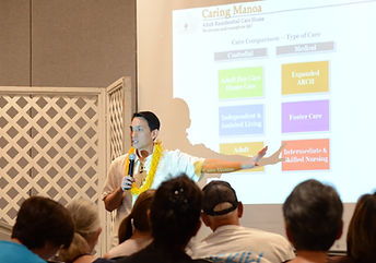 Caring Manoa Expert in Residence - Todd Pang