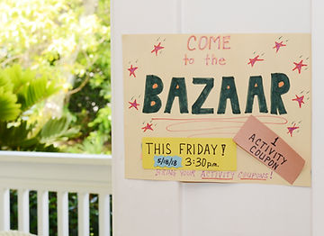 Caring Manoa Monthly Bazaar