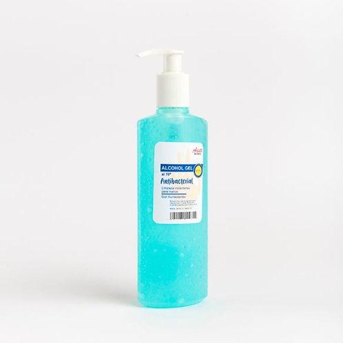 Alcohol en Gel Antibacterial | Válvula | 240ml