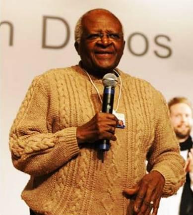 Desmond Tutu calling to divestment