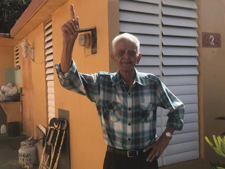 Meet Pedro Díaz Márcanos!
