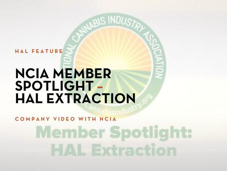 NCIA Member Spotlight Video - HAL Extraction