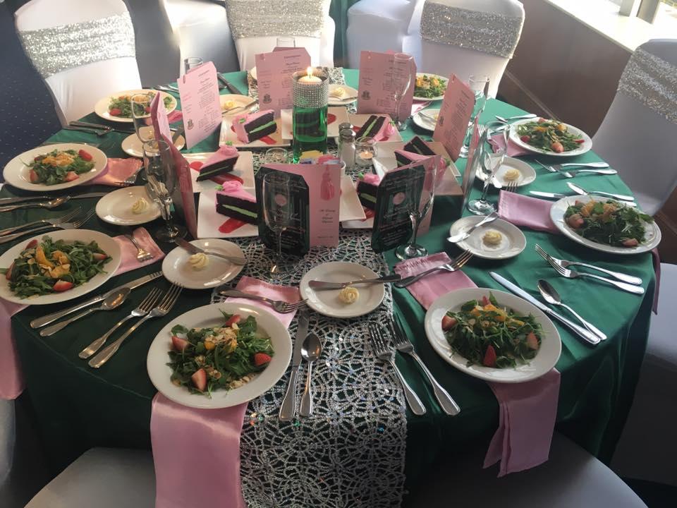 Elegant Dinners