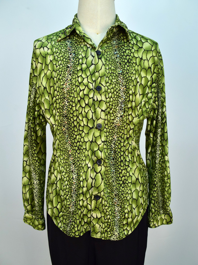 Green animal shirt.JPG