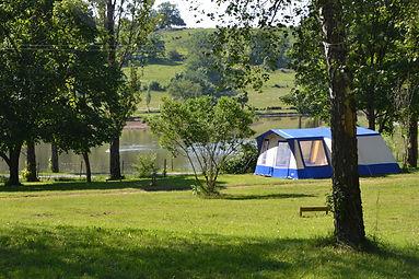 Zelt und Wohnwagen Standplätze