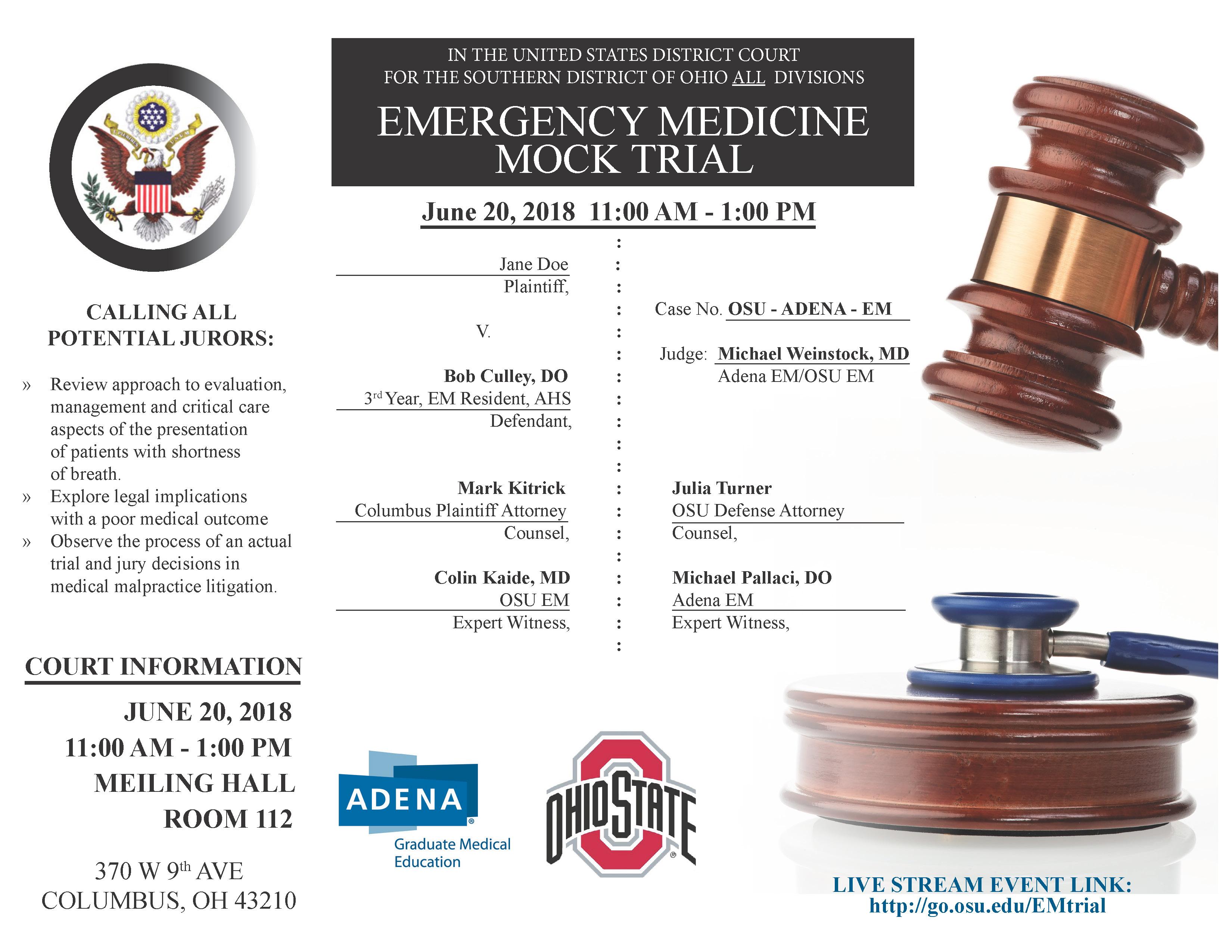 OSU & AHS Trial