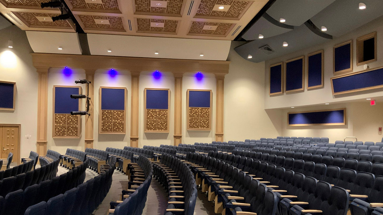 Levittown High School Auditorium