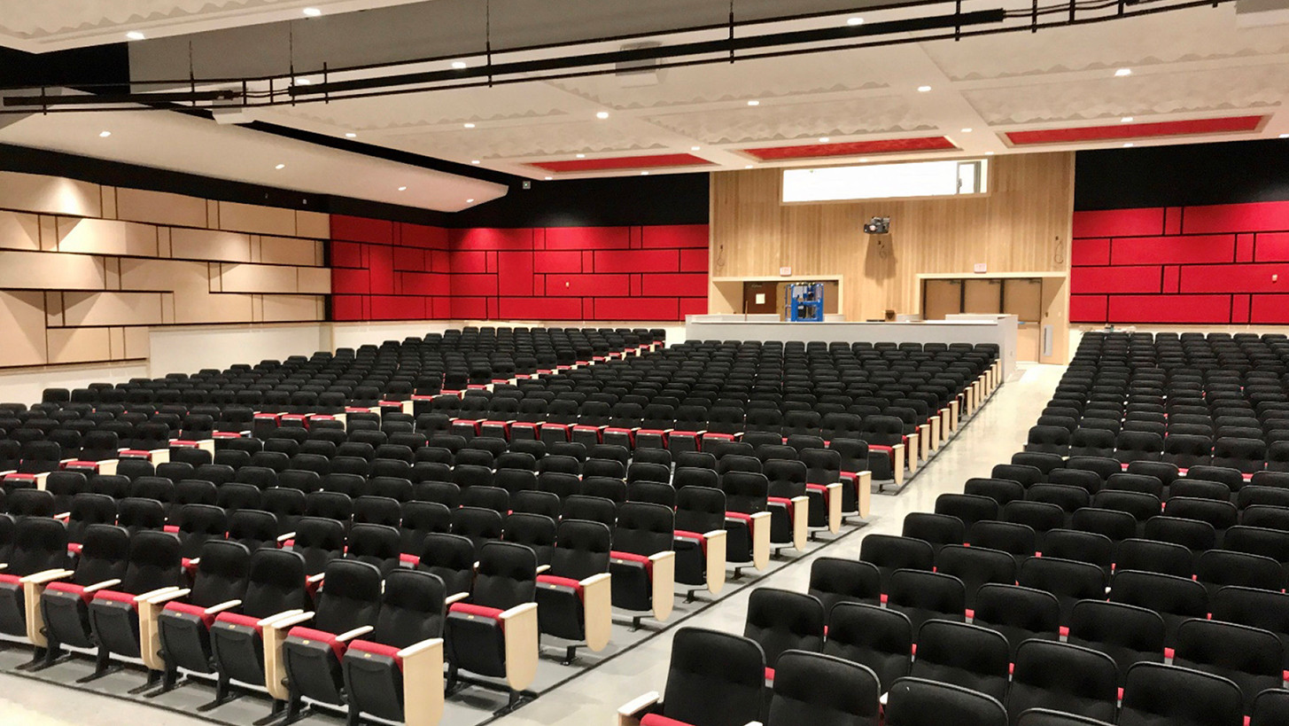 Hicksville High School Auditorium
