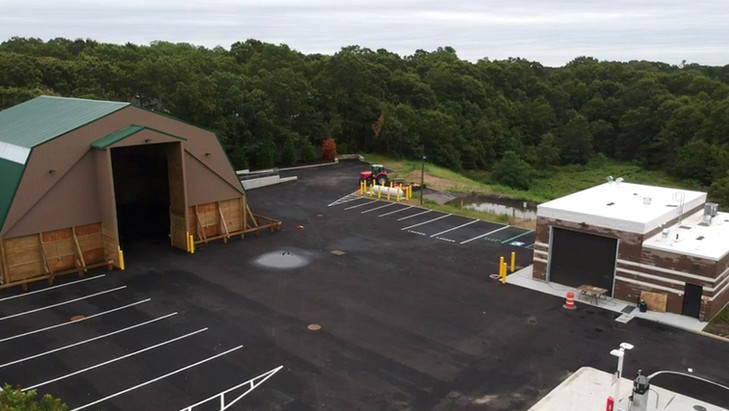 Suffolk County Highway Maintenance Center
