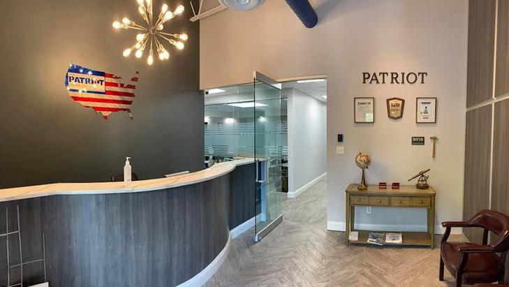 Patriot Organization Headquarters