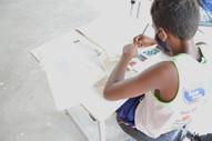 Student illustrating.JPG
