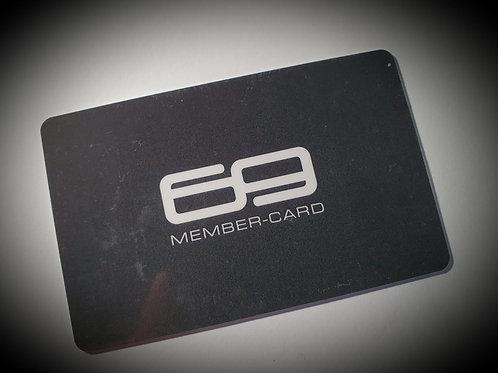 Club 69 Mitgliedschaft für Paare 2021