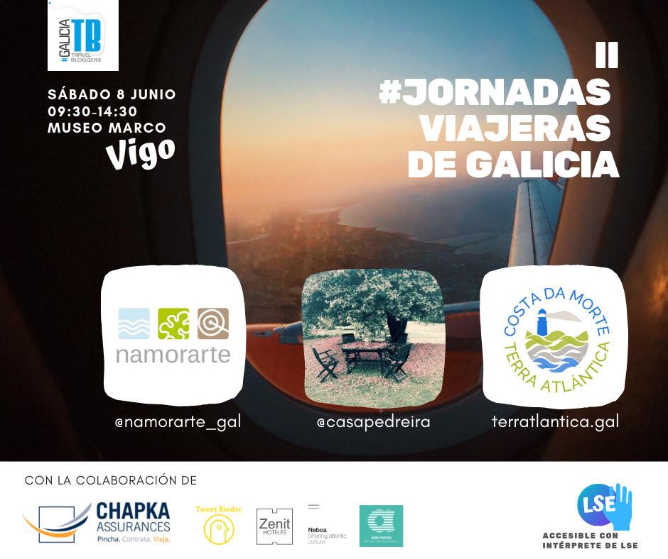 Jornadas Viajeras de Galicia