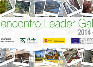 1º Encontro Leader Galicia 2014 -2020.