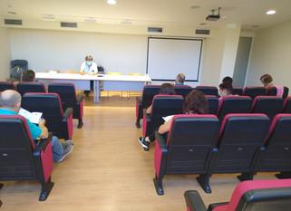 Reunión na Costa da Morte sobre Actividades de Igualdade e Loita contra a Violencia de Xénero