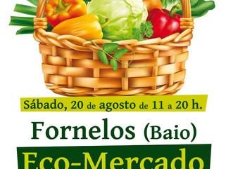 Eco –Mercado en Fornelos (Zas).