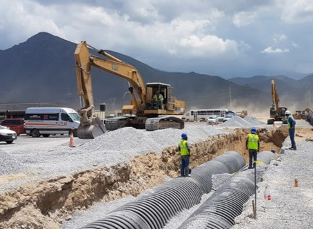 5 Advantages of HDPE Corrugated Pipe
