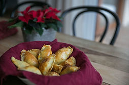 Argentinietiški mėsos pyragėliai empanados