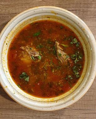 Charčio sriuba (Sakartvelas)