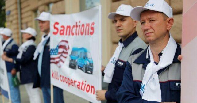 JAV sankcijų Rusijai apžvalga. 1 dalis. Kaip priimamos sankcijos JAV