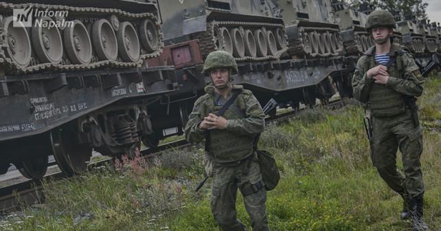 Rusijos 76-osios oro desanto divizijos kariškiai, atvyko į Baltarusiją