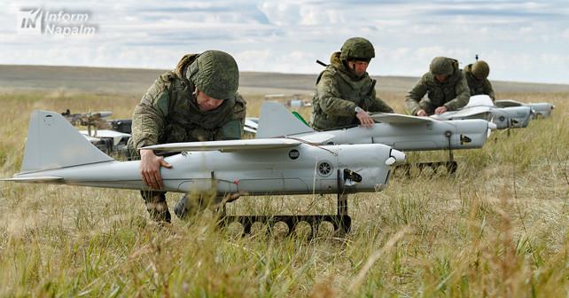 """Rusijos bepilotis """"Orlan-10"""" buvo neutralizuotas Ukrainos radijo-elektroninės kovos priemonėmis"""