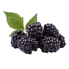 Frozen blackberries Adexlt