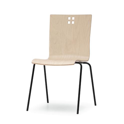 Marquette 4-Leg Chair