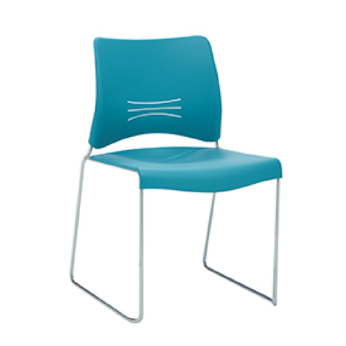 Flurry Sled Base Chair