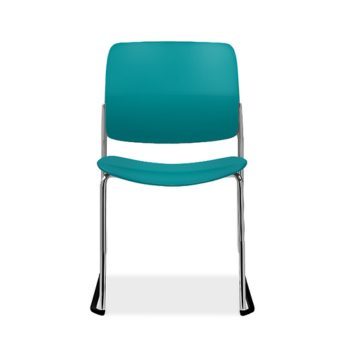 Astute Sled Base Chair