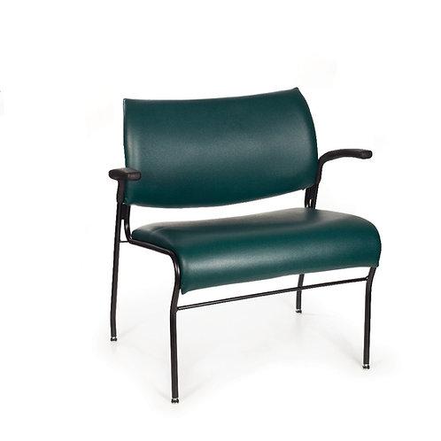 Cat Bariatric 4-Leg Arm Chair