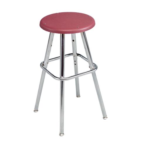 4-Leg Stool (seat height adjustable)