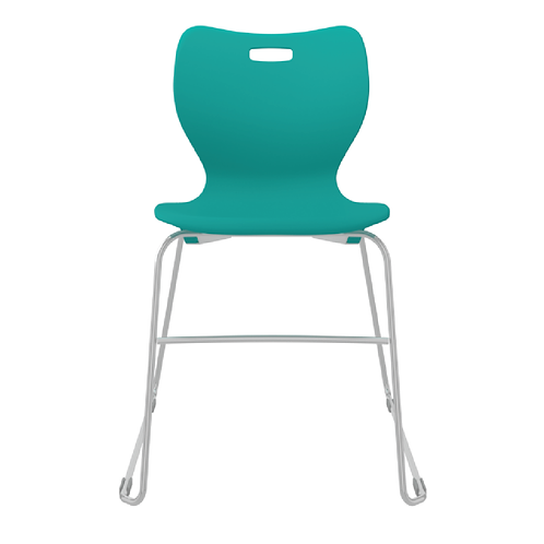 Alphabet Sled Base Chair