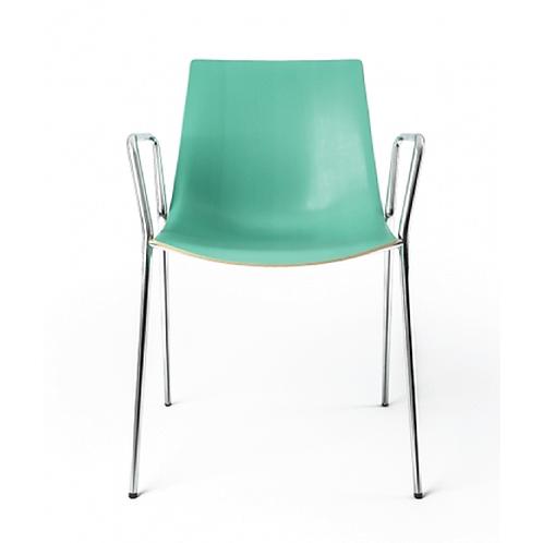 Amadeus 4-Leg Arm Chair