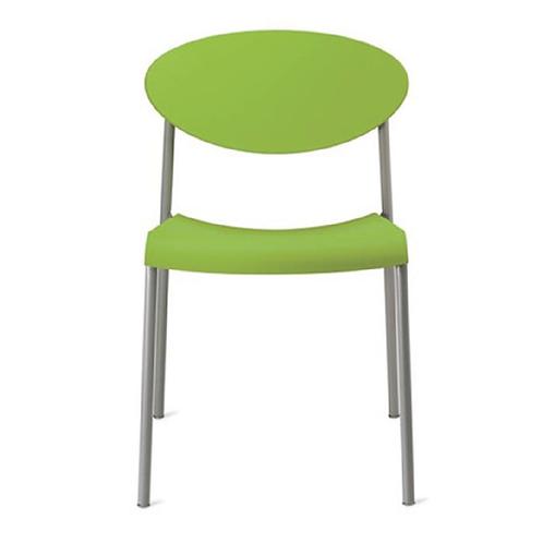 Smile 4-Leg Chair
