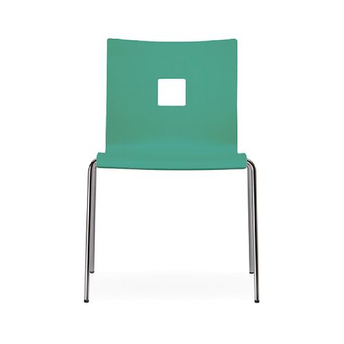 M2 Wood 4-Leg Chair