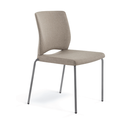 Whim 4-Leg Upholstered Chair