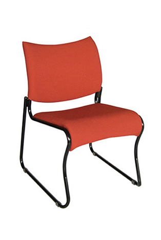 Cat Sled Base Chair