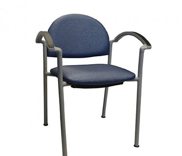 Bola Upholstered Arm Chair