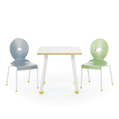 Zoon Children's 4-Leg Chairs
