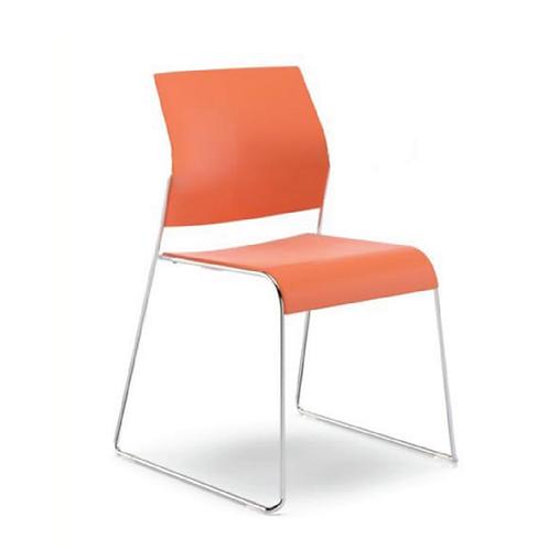 Tuck Sled Base Chair