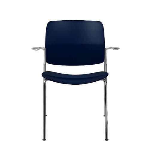 Astute 4-Leg Arm Chair