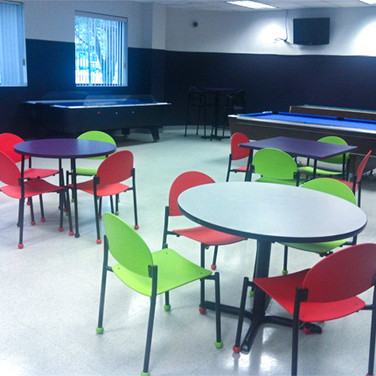 #78 The Bola Teen Chair and Tables