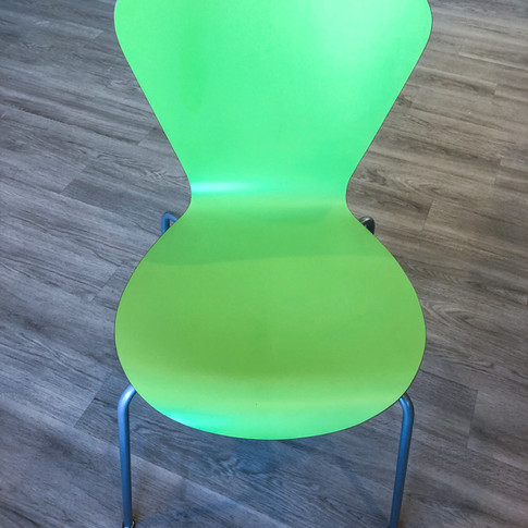 #82 The Clover Waiting Room and Cafe Chair