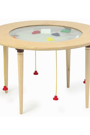 Round Magnetic Sand Table