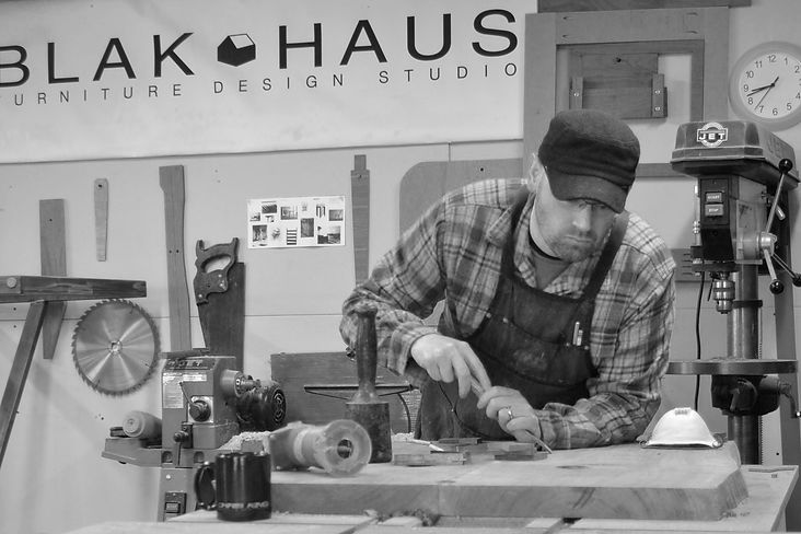 blak haus hand made modern furniture