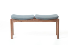 UPHOLSTERED DOUBLE SEATER